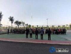 禹州中专开启新学期德育辅导员活动