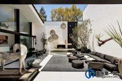 禹州天润公馆有一种美叫下沉式庭院,究竟该如何设计?